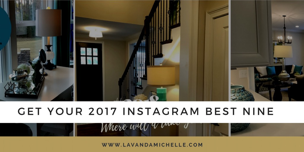 Get Your 2017 Instagram Best Nine