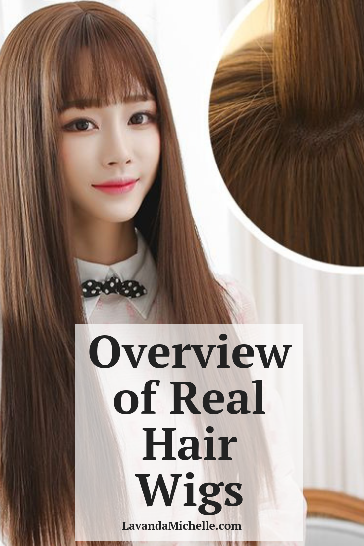 Overview of Real Hair Wigs