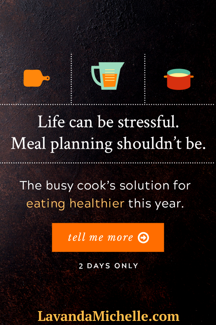 The Cure For Your Meal Planning Blues
