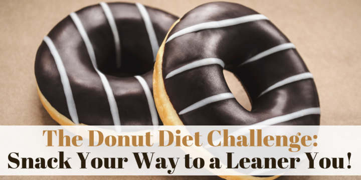 The Donut Diet Challenge