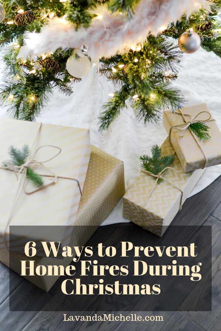 6 Ways to Prevent Home Fires During Christmas