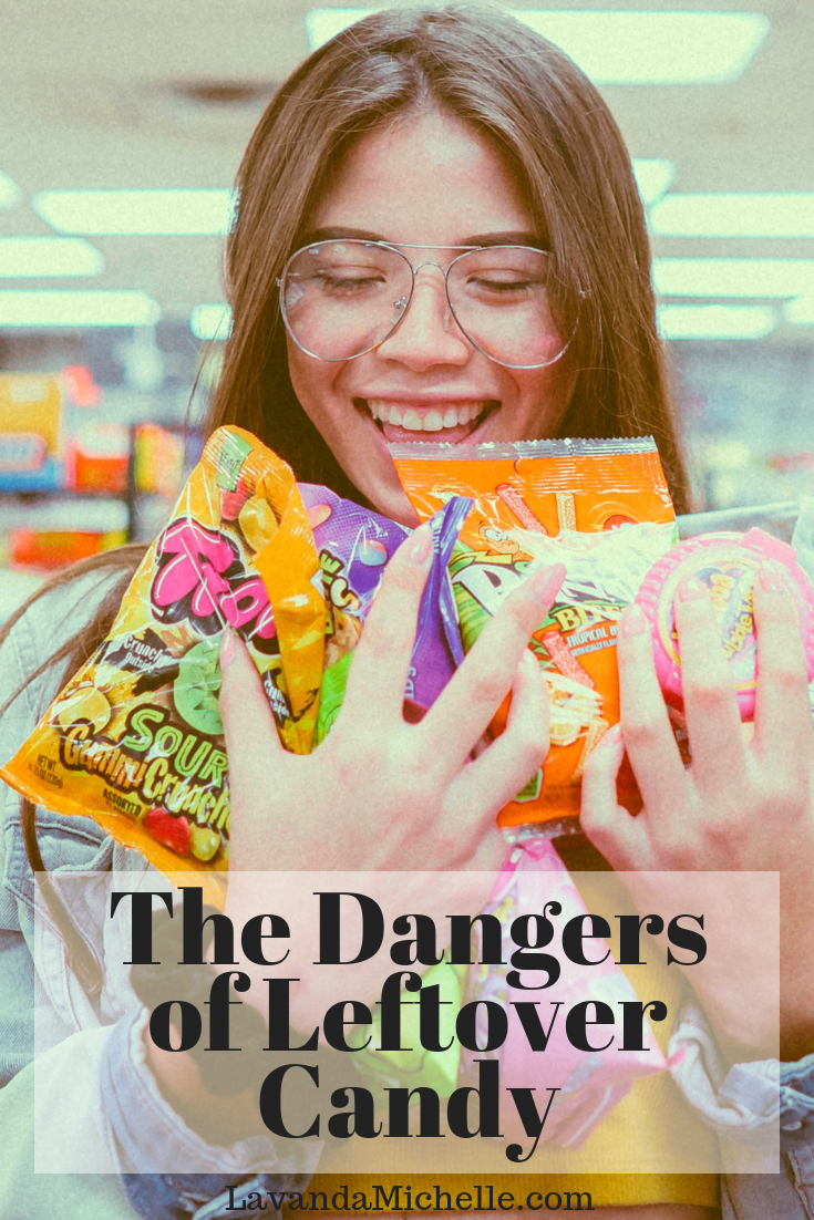 The Dangers of Leftover Candy