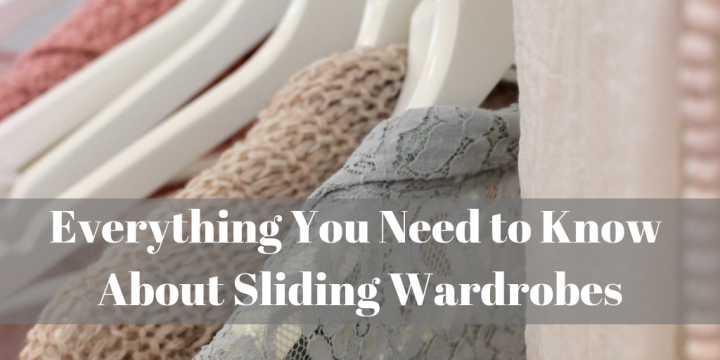 Everything You Need to Know About Sliding Wardrobes