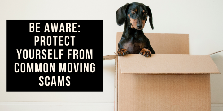 Be Aware Protect Yourself from Common Moving Scams