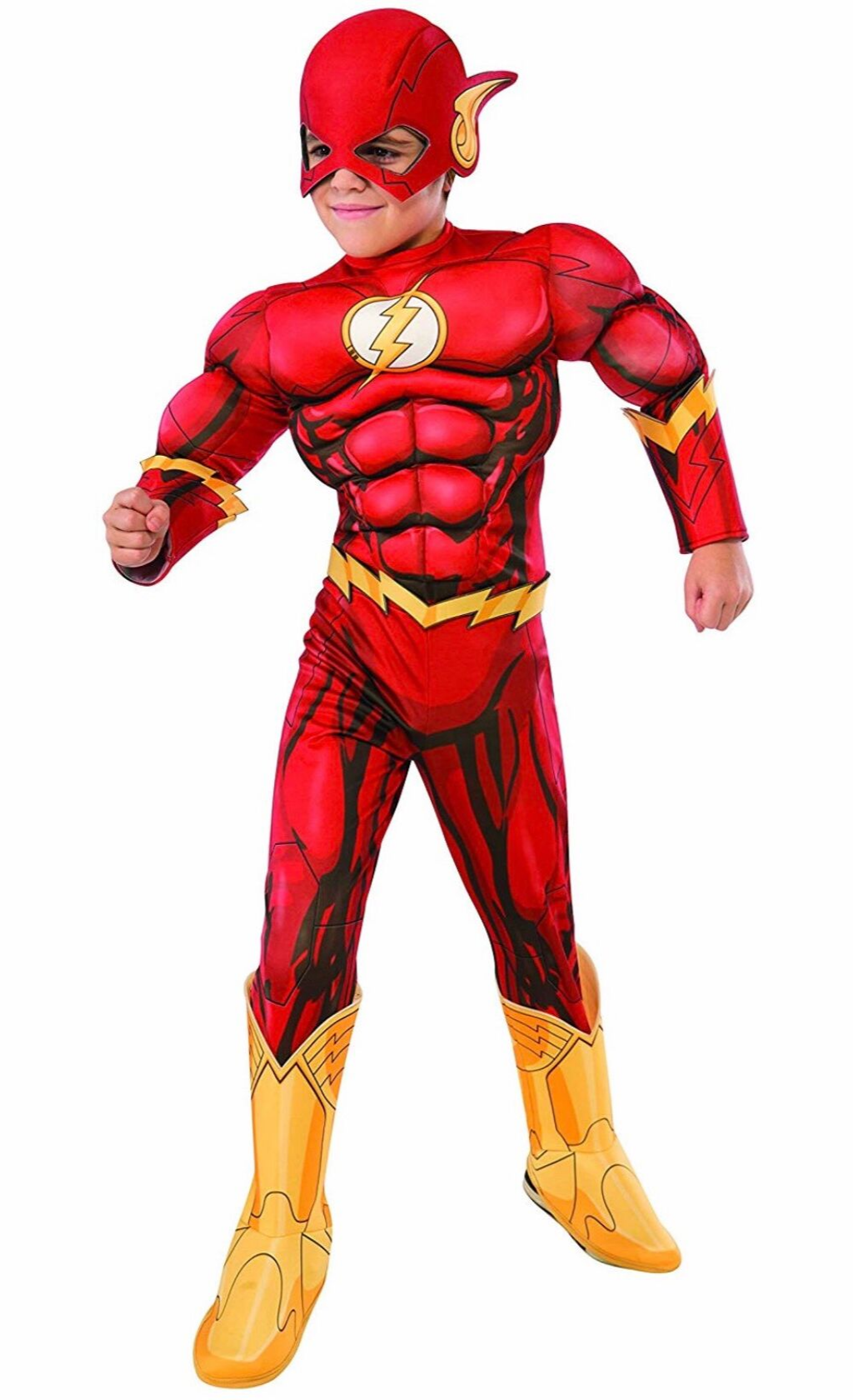 DC Superheroes Flash Deluxe Child Costume