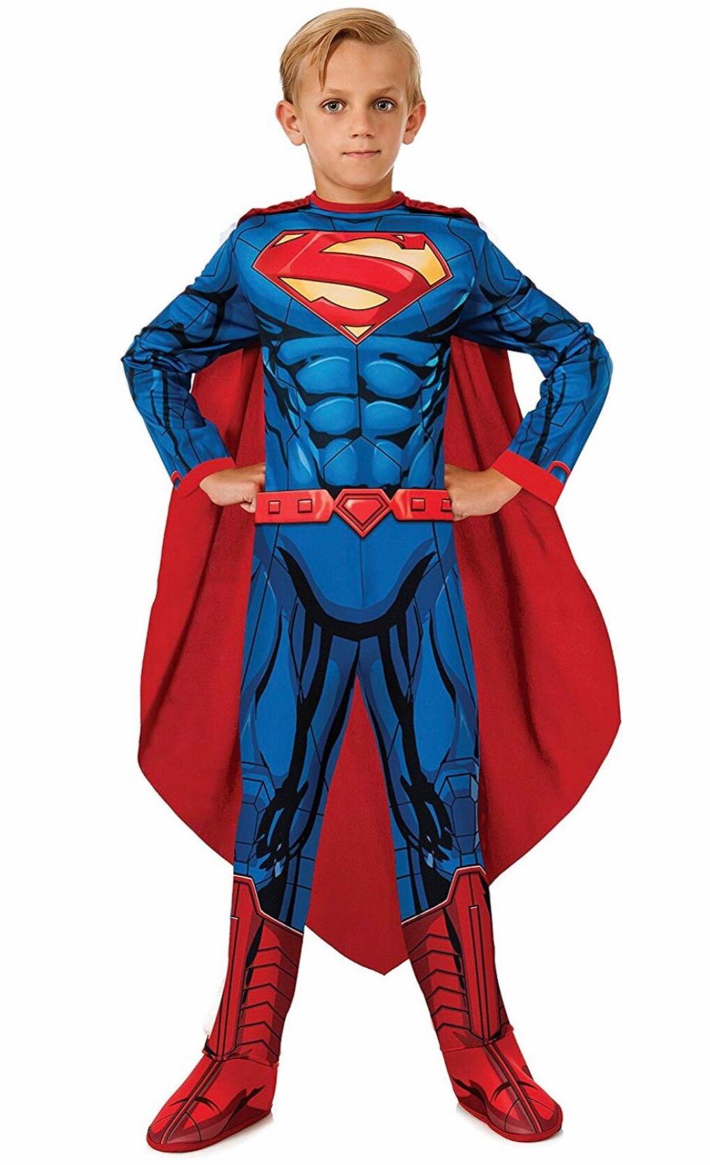 DC Universe Superman Costume