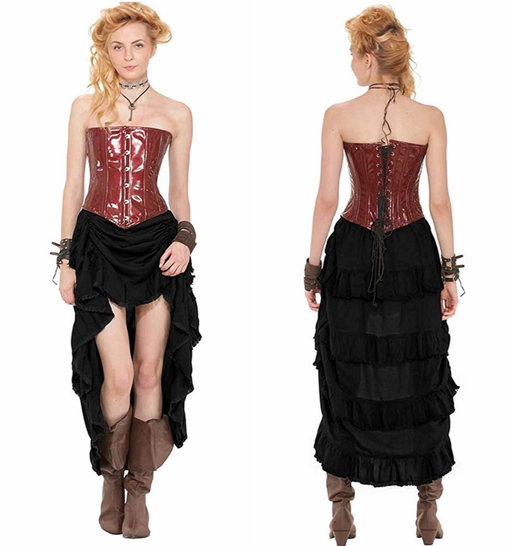 Victorian Cosplay Costume Womens