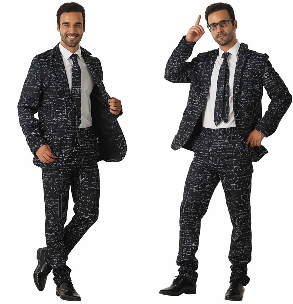 Men's Craze Suit