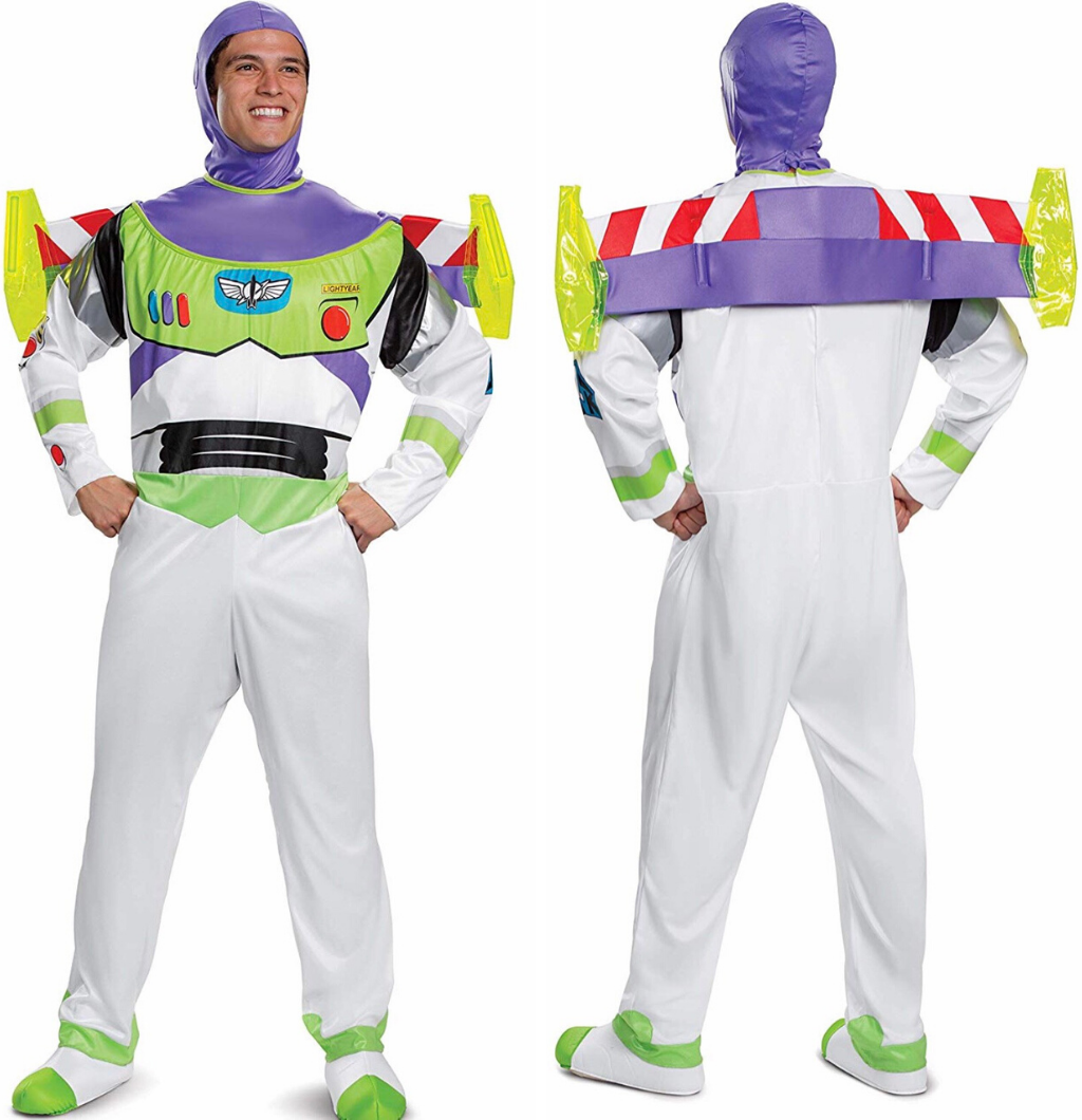 Toy Story Men's Buzz Lightyear