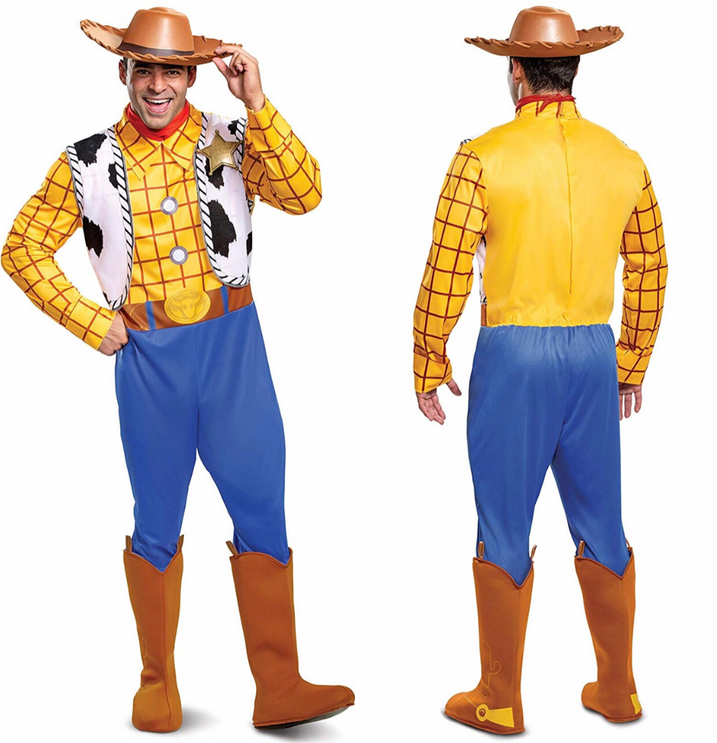 Toy Story Men's Woody