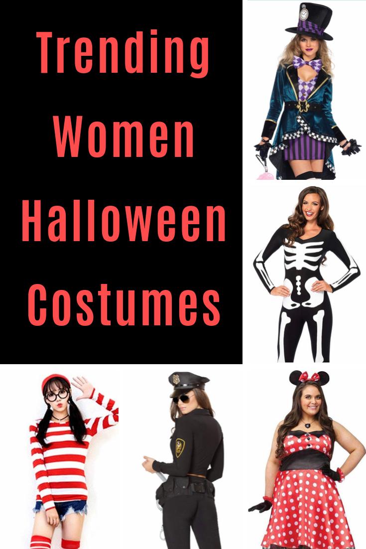 Trending Women Halloween Costumes (1)