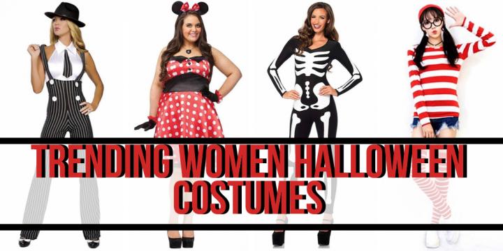 Trending Women Halloween Costumes