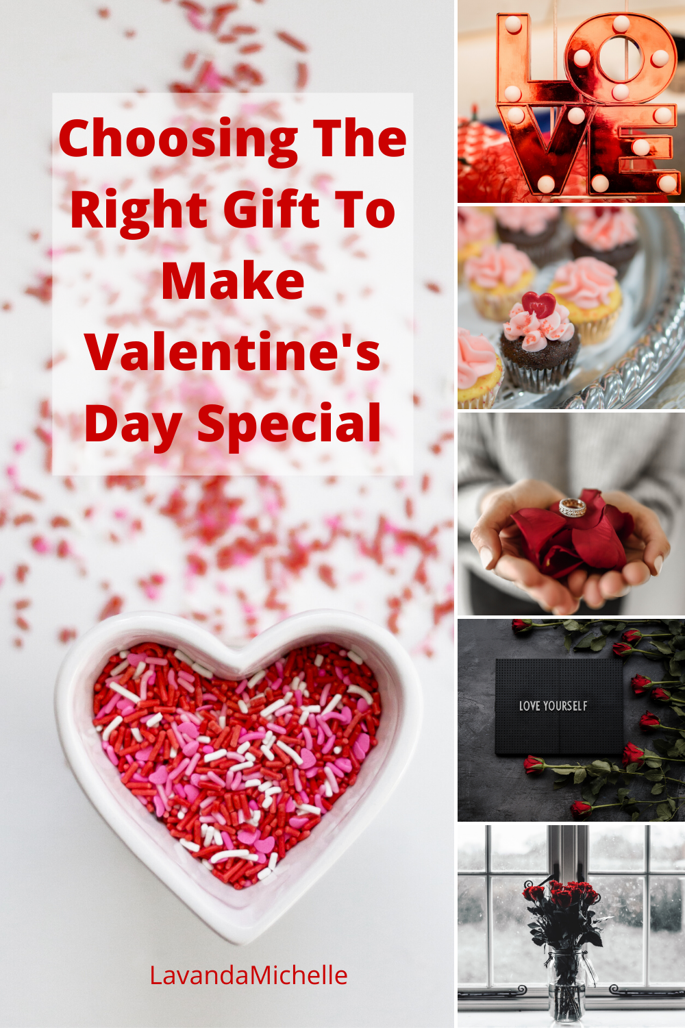 Choosing The Right Gift To Make Valentine's Day Special