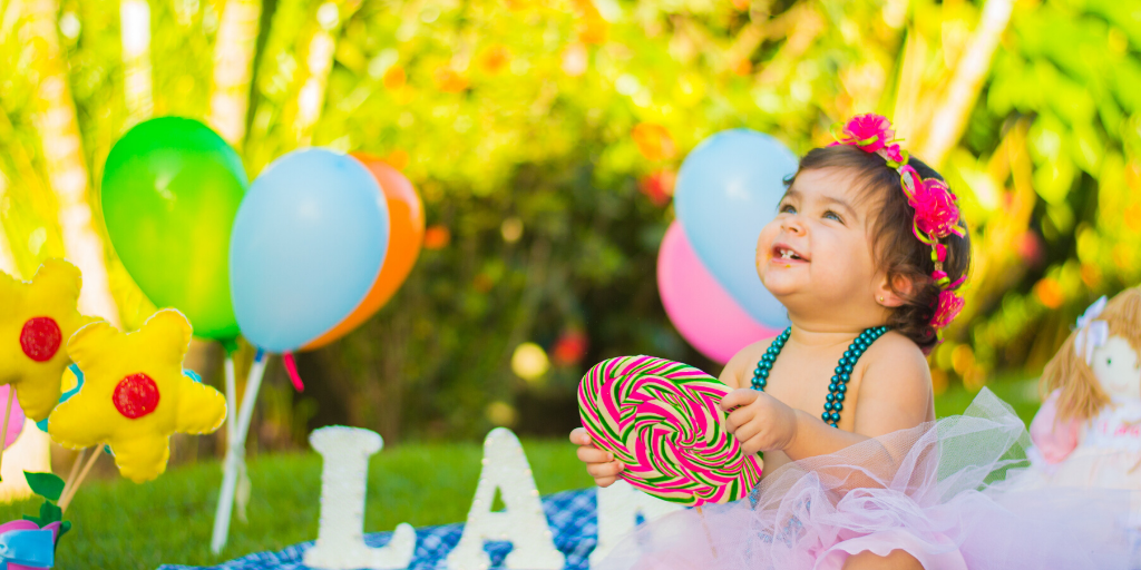 Child's Birthday Party Planning Checklist