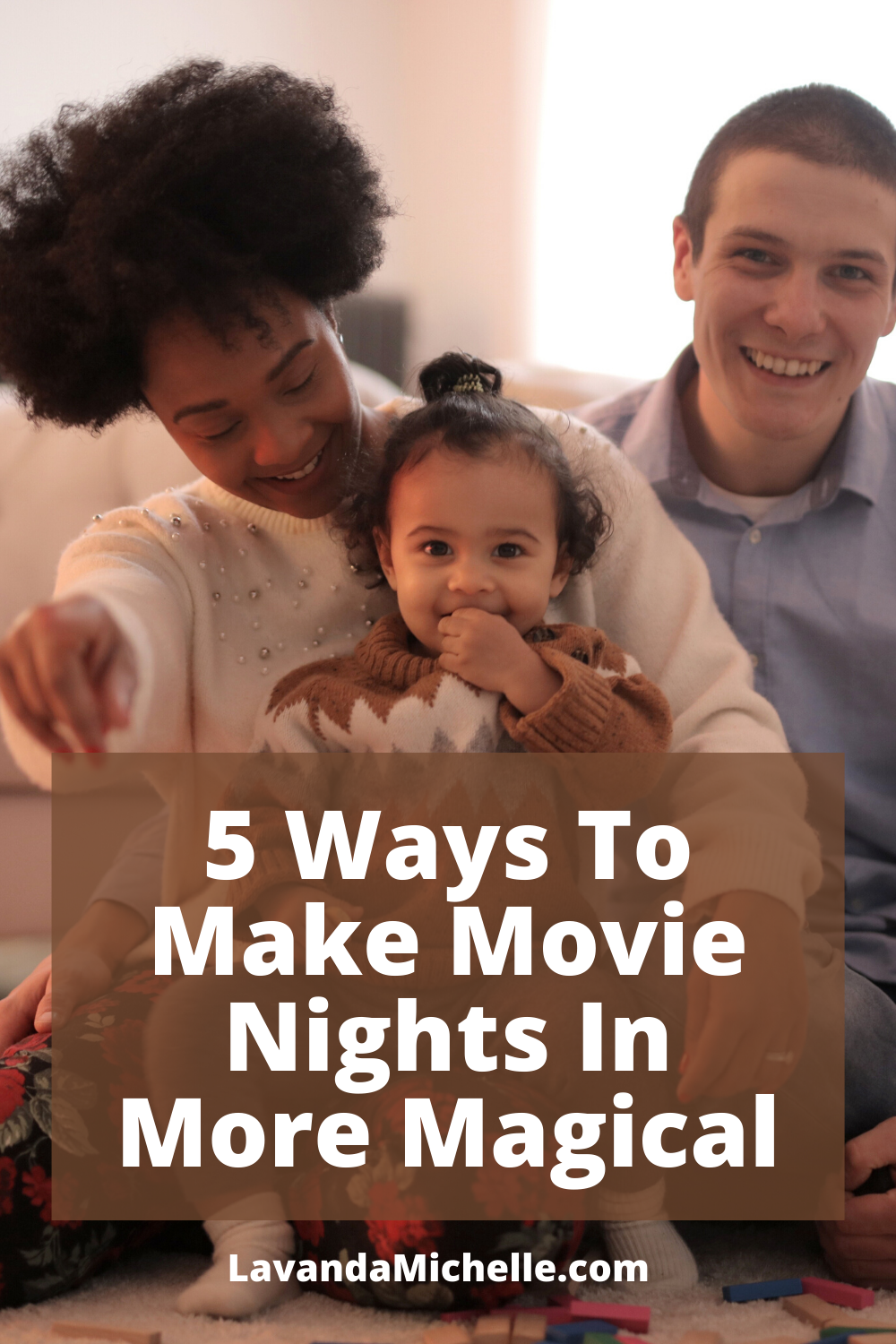 5 Ways To Make Movie Nights In More Magical