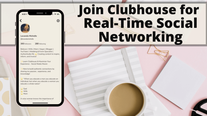 Join Clubhouse for Real-Time Social Networking