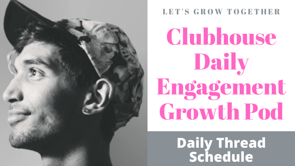 This image has an empty alt attribute; its file name is Clubhouse-Daily-Engagement-Growth-Pod-1024x576.png